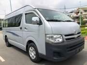 Bán xe Toyota Hiace 2.7 2014 giá 550 Triệu - TP HCM