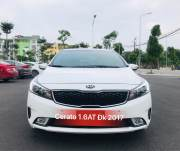 Bán xe Kia Cerato 1.6 AT 2016 giá 580 Triệu - Hà Nội