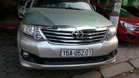 Bán xe Toyota Fortuner 2.7V 4x2 AT 2013 giá 665 Triệu - Hải Phòng