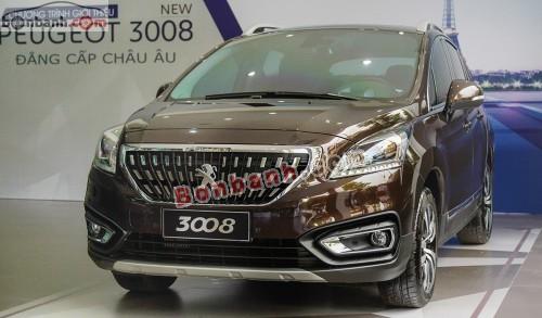 Peugeot 3008 1.6 AT - 2017