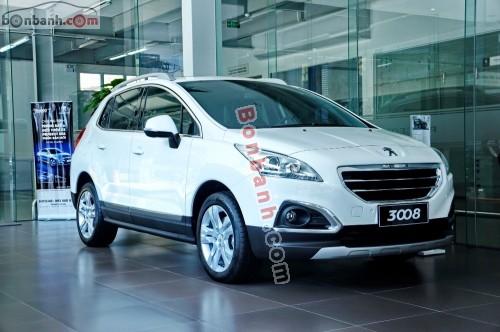 Peugeot 3008 1.6 AT - 2016