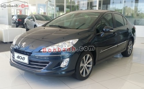 Peugeot 408 Deluxe 2.0 AT - 2016