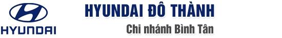 Hyundai Đô Thành - CN Bình Tân