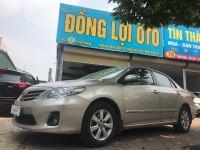 Bán xe Toyota Corolla altis 1.8G AT 2011 giá 550 Triệu - Hà Nội
