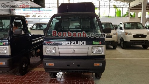 Suzuki Super Carry Truck 1.0 MT - 2017