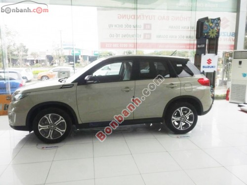 Suzuki Vitara 1.6 AT - 2017