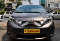 Bán xe Toyota Sienna Limited 3.5 2014 giá 3 Tỷ 100 Triệu - TP HCM