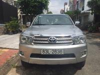 Bán xe Toyota Fortuner 2.5G 2009 giá 630 Triệu - Cần Thơ