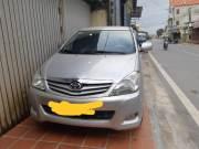 Bán xe Toyota Innova 2.0 MT 2008 giá 258 Triệu - Nam Định