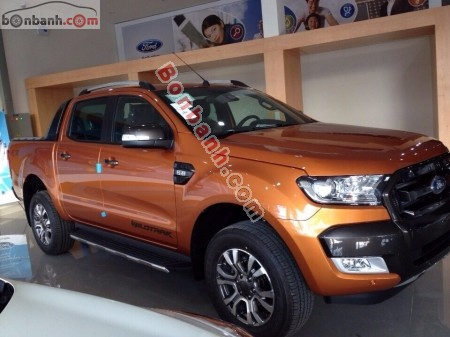 Ford Ranger Wildtrak 3.2L 4x4 AT - 2018