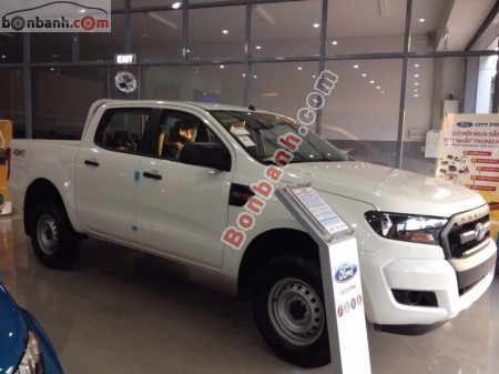 Ford Ranger XL 2.2L 4x4 MT - 2018