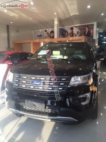 Ford Explorer Limited 2.3L EcoBoost - 2018