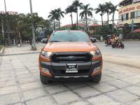 Bán xe Ford Ranger Wildtrak 3.2L 4x4 AT 2017 giá 830 Triệu - Hải Phòng
