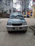 Bán xe Daihatsu Terios 1.3 4x4 MT 2004 giá 175 Triệu - Hà Nội
