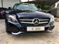 Bán xe Mercedes Benz C class C200 2018 giá 1 Tỷ 489 Triệu - Khánh Hòa