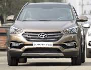 Bán xe Hyundai SantaFe 2.2L 2018 giá 970 Triệu - Bắc Ninh