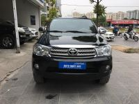 can ban xe oto cu lap rap trong nuoc Toyota Fortuner 2.7V 4x4 AT 2010
