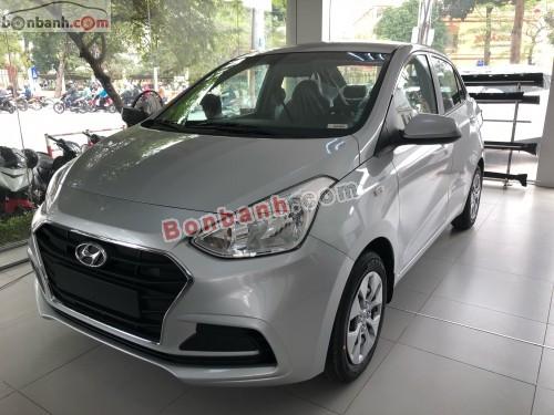 Hyundai i10 Grand 1.2 MT Base - 2018