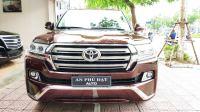 can ban xe oto cu nhap khau Toyota Land Cruiser VX 4.6 V8 2016