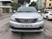 Bán xe Toyota Fortuner 2.7V 4x2 AT 2012 giá 659 Triệu - Hà Nội