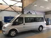 Ford Transit SVP 2018 giá 820 Triệu - Hà Nội