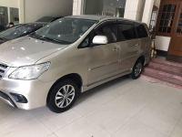 Bán xe Toyota Innova 2.0E 2015 giá 610 Triệu - Hải Phòng