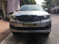 Bán xe Toyota Fortuner 2.7V 4x2 AT 2013 giá 720 Triệu - Hải Phòng