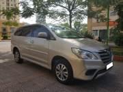 Bán xe Toyota Innova 2.0E 2016 giá 640 Triệu - Hà Nội
