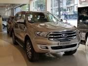Bán xe Ford Everest Titanium 2.0L 4x2 AT 2018 giá 1 Tỷ 177 Triệu - TP HCM