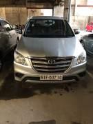 Bán xe Toyota Innova 2.0E 2016 giá 610 Triệu - TP HCM