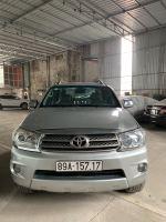 Bán xe Toyota Fortuner 2.7V 4x4 AT 2009 giá 445 Triệu - Hà Nội