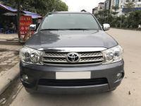 Bán xe Toyota Fortuner 2.5G 2009 giá 596 Triệu - Hà Nội