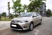 Bán xe Toyota Vios 1.5G 2015 giá 495 Triệu - TP HCM