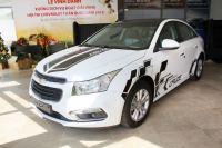 Bán xe Chevrolet Cruze LT 1.6L 2018 giá 539 Triệu - TP HCM