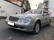 Bán xe Mercedes Benz E class E200 2004 giá 420 Triệu - TP HCM