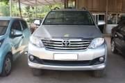 Bán xe Toyota Fortuner 2.7V 4x2 AT 2013 giá 680 Triệu - Hà Nội
