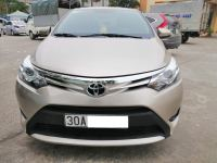 Bán xe Toyota Vios 1.5G 2015 giá 495 Triệu - Hà Nội
