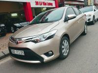Bán xe Toyota Vios 1.5G 2016 giá 520 Triệu - Hà Nội