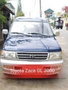 Bán xe Toyota Zace GL 2000 giá 178 Triệu - Lâm Đồng