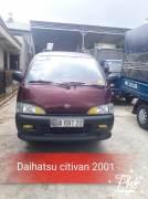 Bán xe Daihatsu Citivan 1.6 MT 2001 giá 120 Triệu - Lâm Đồng