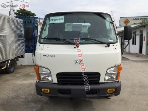 Hyundai eMighty  - 2018