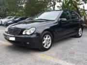Bán xe Mercedes Benz C class C180 Kompressor 2003 giá 180 Triệu - Hà Nội