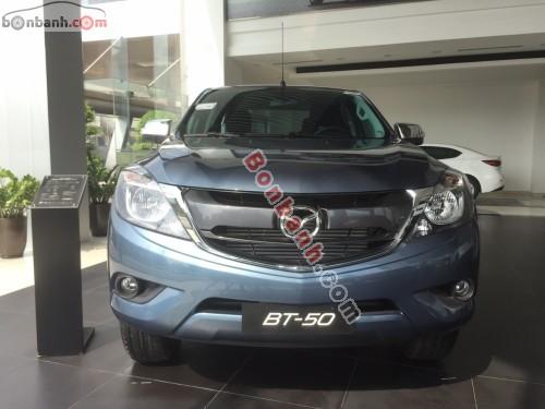 Mazda BT 50 2.2L 4x4 MT - 2018