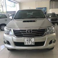 Bán xe Toyota Hilux 3.0G 4x4 MT 2013 giá 525 Triệu - Lâm Đồng