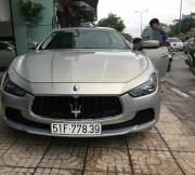 Bán xe Maserati Ghibli 3.0 V6 2013 giá 3 Tỷ 800 Triệu - TP HCM
