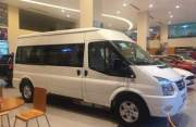 Ford Transit Luxury 2018 giá 860 Triệu - Hà Nội