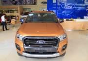 Bán xe Ford Ranger Wildtrak 2.0L 4x4 AT 2018 giá 918 Triệu - TP HCM