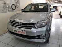 Bán xe Toyota Fortuner 2.7V 4x2 AT 2015 giá 860 Triệu - TP HCM