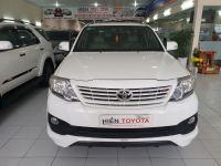 Bán xe Toyota Fortuner 2.7V 4x2 AT 2013 giá 800 Triệu - TP HCM