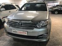 Bán xe Toyota Fortuner 2.7V 4X2 AT 2016 giá 880 Triệu - TP HCM